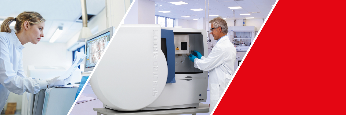 The new SPECTRO ARCOS ICP-OES analyzer represents a new pinnacle of productivity and performance for inductively coupled plasma optical emission spectrometers