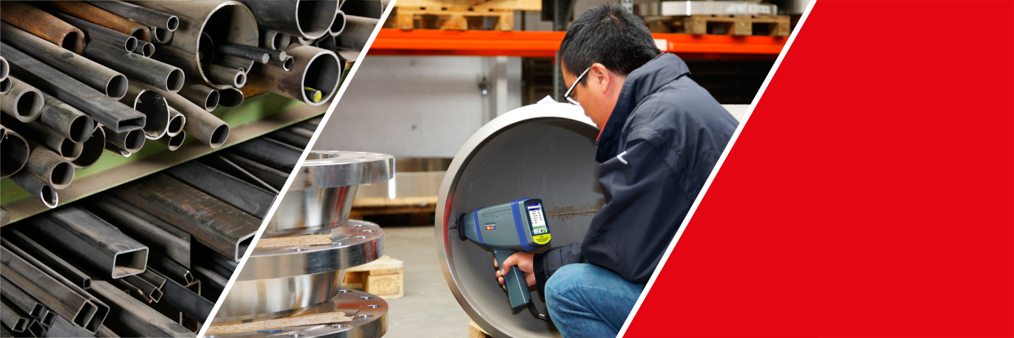 SPECTRO xSORT - The handheld XRF elemental analyzer that's designed for high-throughput testing and spectrochemical analysis