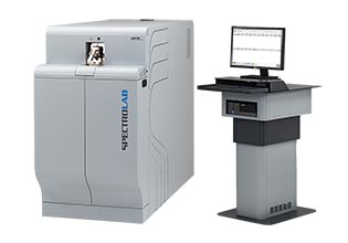 Stationary Metal Analyzer SPECTROLAB
